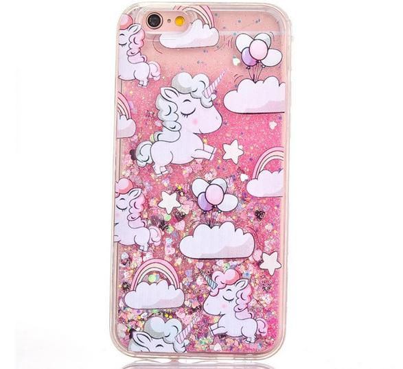 Fly Unicorn Case For Apple Iphone 7