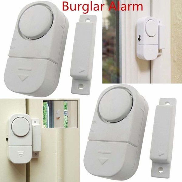300pcs New Wireless Motion Sensor Detector Home Door Window Security Burglar Alarm Free DHL FEDEX Shipping 0001