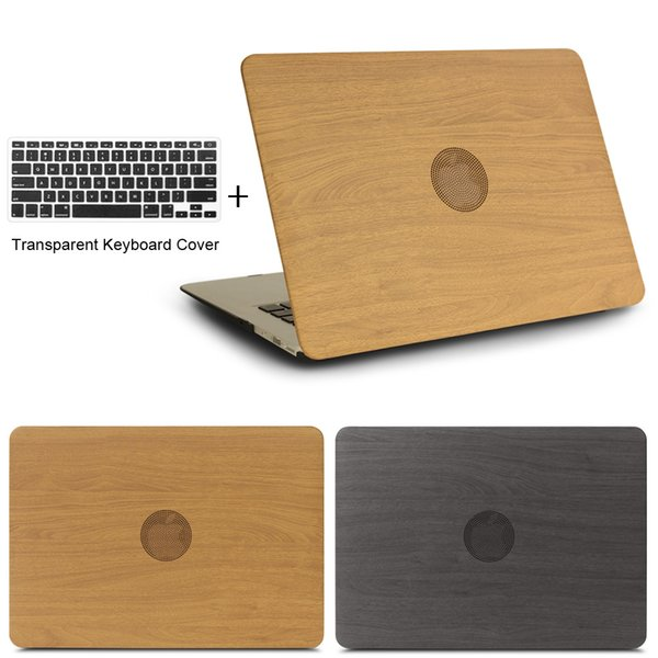 PU Leather Laptop Cases for apple MacBook Air Pro Retina 11 12 13 15 with Touch Bar New + keyboard cover