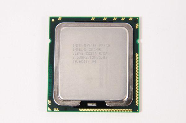 Intel Xeon E5630 Prozessor 2,53 GHz 12 MB Cache 5,86 GT / s LGA1366 Quad-Core-CPU