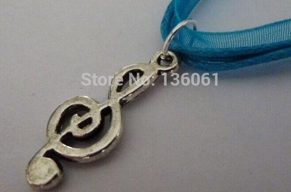 Vintage Stil Zähne mit Kreuz förmig Charme Anhänger Seil Halskette
