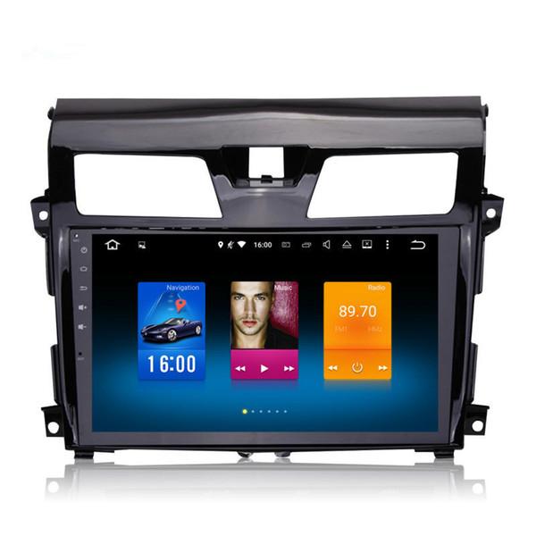 For Nissan Teana Altima Android 6.0 Octa Core Autoradio Car Radio Stereo GPS Navigation Multimedia Media System Sat Nav NO DVD