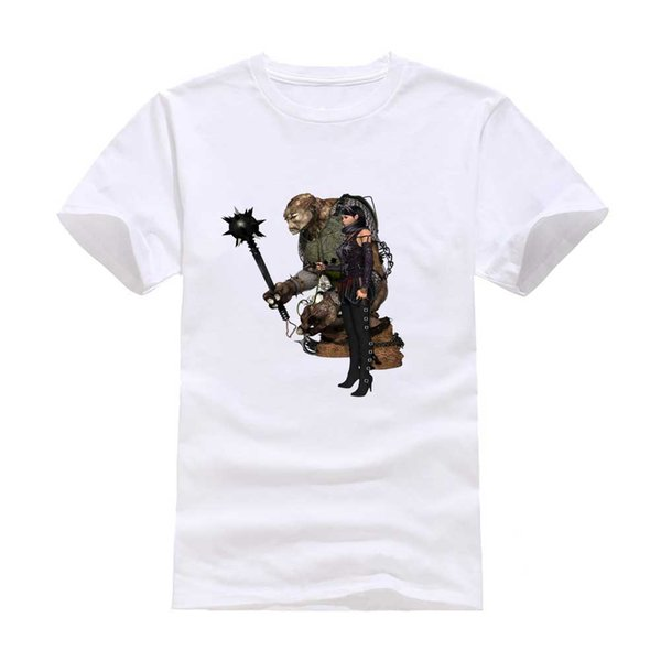 Troll girl Legend New Fashion Man T-Shirt Cotton O Neck Short Sleeve Personalized unique Male Tops Tees Wholesale