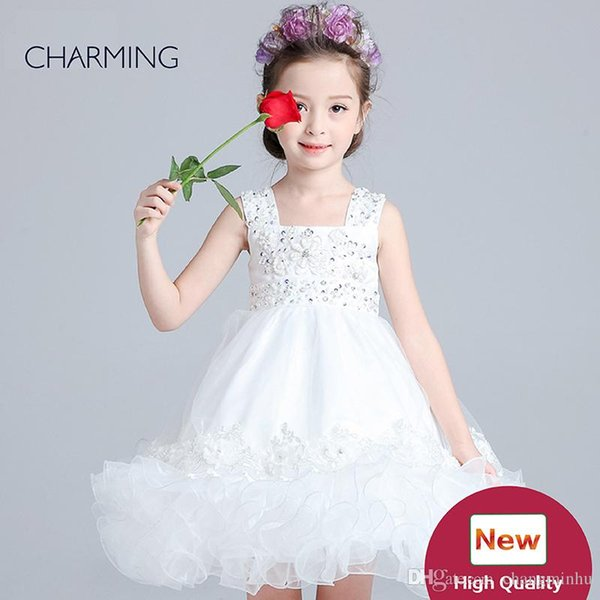 flower dress wholesale products girls dresses for weddings occasion dresses for girls high quality dress pageant chinese wholesale websites