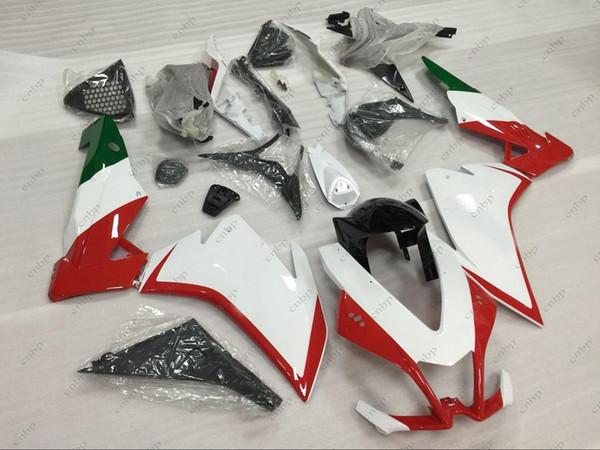 ABS Fairing RSV 1000 13 12 Plastic Fairings for Aprilia RSV1000 2012 White Red Fairing Kits RSV4 1000 2014 2010 - 2015