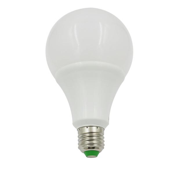 ultra bright E27 LED Bulb AC 85V-265V 12W 1200 lumen 2835 SMD Halogen Bulb light Household Lamp Daylight White / Warm White