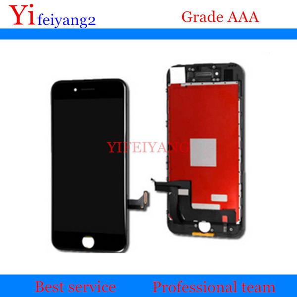 10pcs No Dead Pixel LCD For iPhone 4s 5 5c 5s 6 6s 6p 6sp 7 7p LCD Display With Touch Screen Digitizer Assembly Free DHL EMS