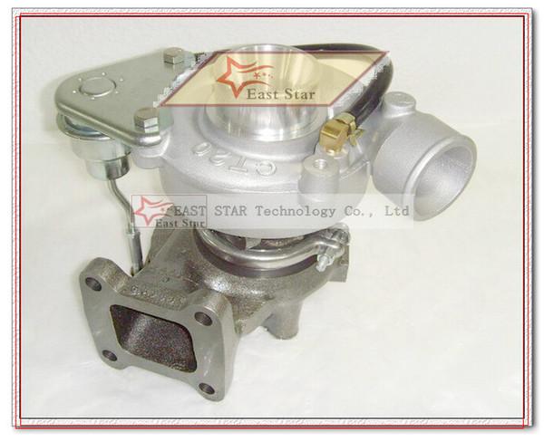 CT20 17201-54060 17201 54060 Turbo Turbocharger For TOYOTA H12 HI-ACE 1995-98 HI-LUX 97-98 Land cruiser 91-98 2L-T 2LT 2.4L 2.5L