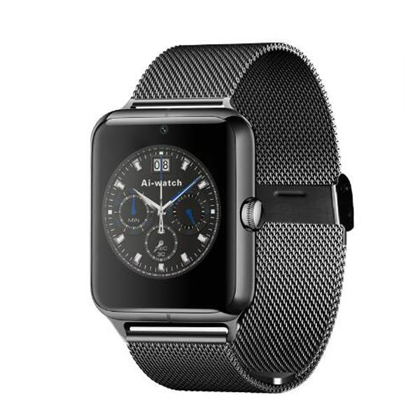 LF11 Smart Watch Phone MTK6260A Bluetooth Connected Support SIM TF Card Wrist SmartWatch For Huawei Xiaomi LG Android Smartphone