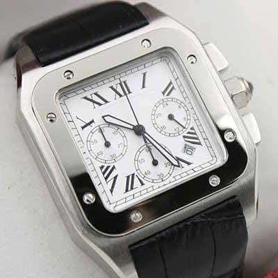 Luxury Business Brand Men 's Watches Fashionable Casual Leather Quartz Watch High Quality Men Wristwatch