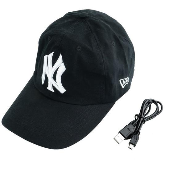 32GB HD 1080P Mini Camera Hat Portable Camera Cap Wearable Video Recorder Baseball Cap DVR Fashionable Hat Camera with Remote