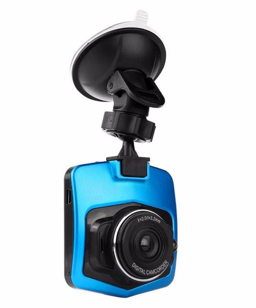"1pcs Full HD 1080P 2.4""LCD HD Car DVR Camera IR Night Vision Video Tachograph G-sensor Parking Video Registrator Camera Recorder"