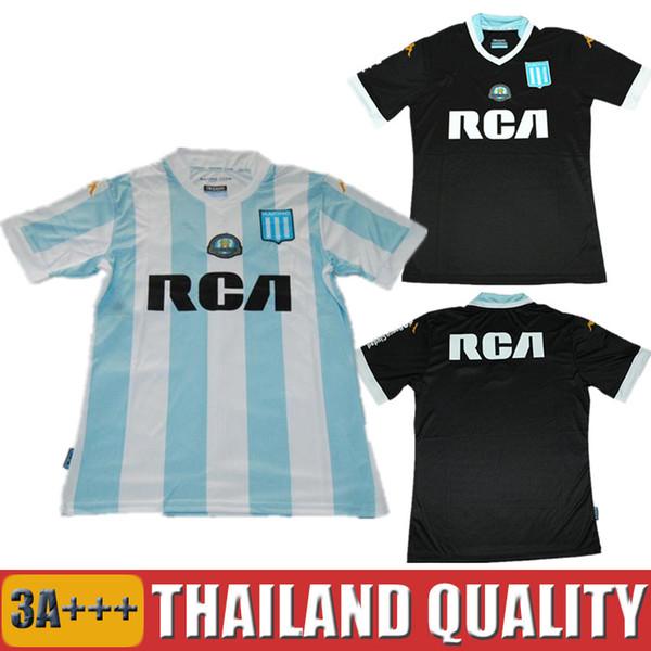 Mejor calidad tailandesa 2017 2018 Camiseta de Argentina Racing Club de  Avellaneda 17 18 Casa Azul d5da397872457