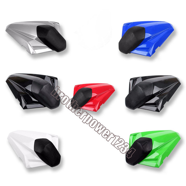 top popular 7 Color ABS Rear Seat Cover Cowl for Kawasaki Ninja 300 EX300A 2013-2016 New 2019