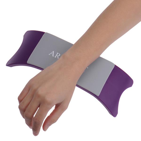 Großhandels-Kissen für Maniküre-Handhalter-Rest-Nagelkunst Kissen-Kissen-Salon-Nagel-Arm-Rest-Maniküre-Zubehör-Nagel-Werkzeug-Ausrüstung