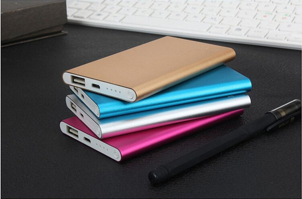 Best Mobile Power Bank Cheap Factory USB Cartoon powerbank external Battery Battery Portable Charger for all phone