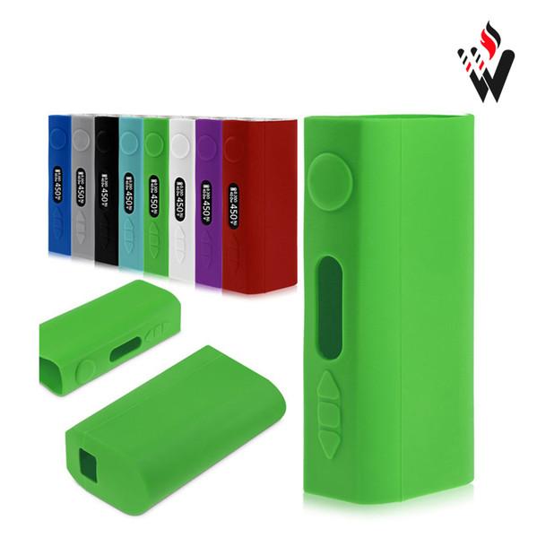 iStick 40w Silicone Case Colorful Rubber Sleeve Protective Cover Skin For Eleaf Ismoka Istick 40Watt 40W TC Box Mod