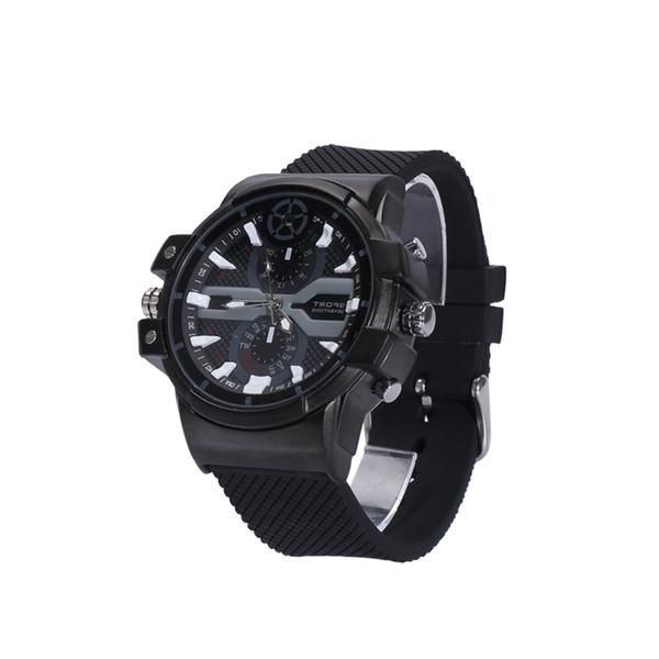 16gb relógio 2k câmera de relógio de pulso à prova d 'água dvr relógio de pulso de detecção de movimento gravador de vídeo vigilância mini câmera de segurança