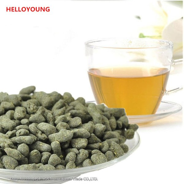 125g Chinese Organic Green tea Fresh Natural Ginseng Oolong tea Health Care new Spring tea Green Food Factory Direct Sales