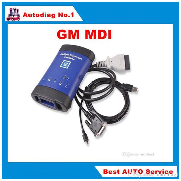 Analyseur DHL gratuit GM MDI Interface de diagnostic multiple 2017 Nouvel outil de diagnostic GM MDI