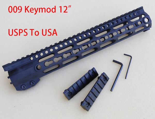 Keymond BD MI Style System Rail 10 inch 12 inch 15 inch