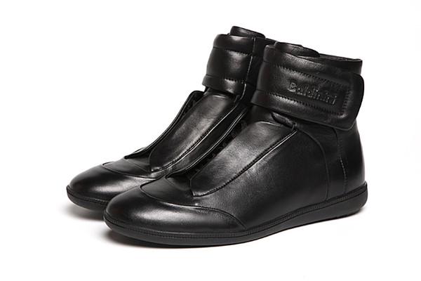 093c47df8 Оптовая- Baldinini мужские зимние повседневные сапоги тепловые сапоги  мужские моды колено хлопок сапоги тенденции подлинной