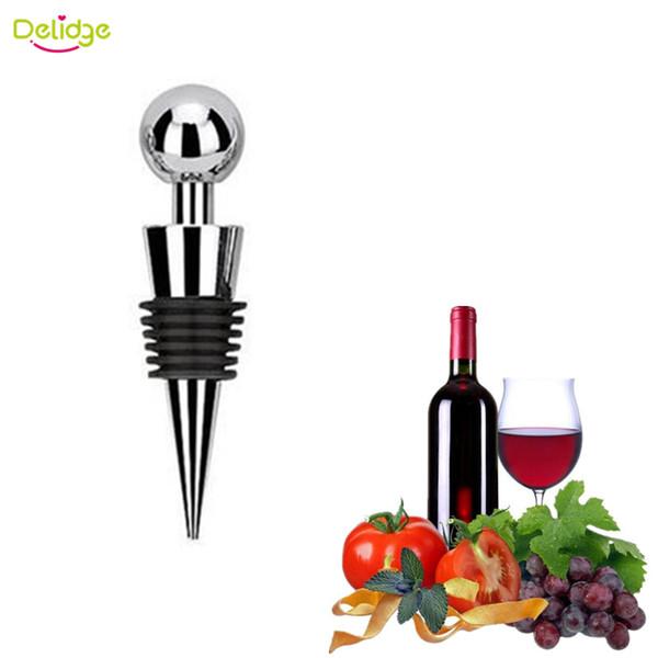 Delidge 20 pc Metall Wein Stopper Durable Rotwein Sammlung Flaschenverschluss Zink-legierung Bar Rotwein Champagner Flaschenverschluss