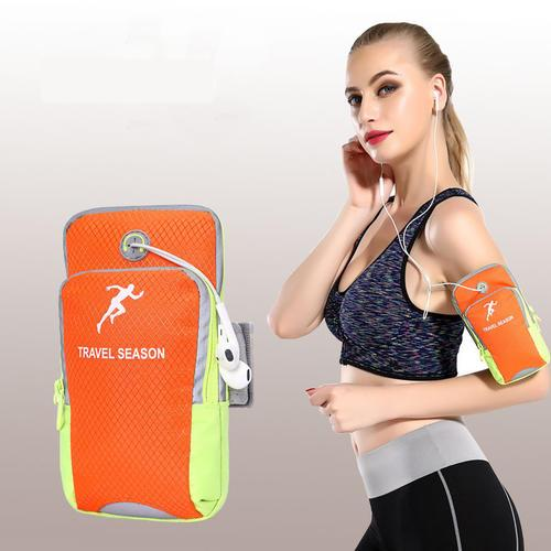 Running Phone Bags Case Wrist Arm Band Holder Pouch Sports Outdoor Cycling Wallet Pouch for iPhone Samsung MI Huawei For 5.5-6 inch Phone