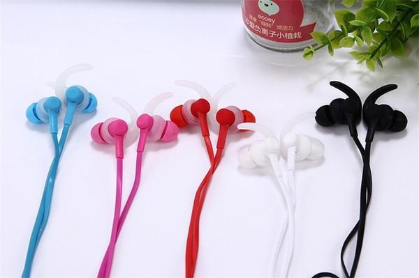 Bluetooth Headset Earphone Head Phone Wireless Earpieces Sport Running Stereo Music Earuds with Mic Auriculares Headphone ST-007