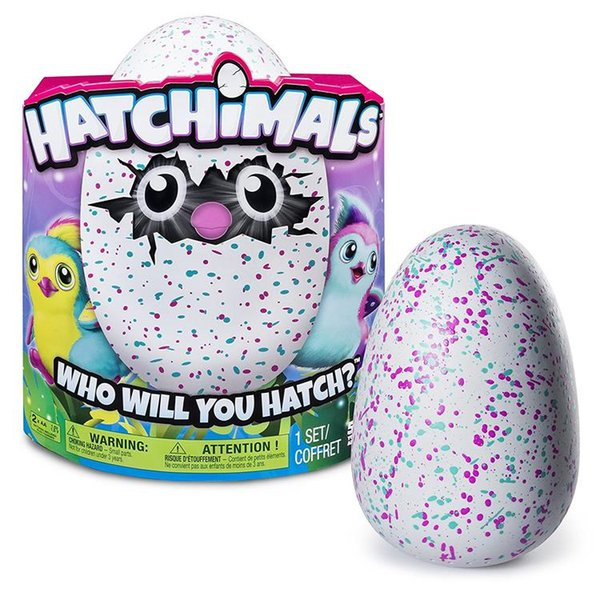 2016 hot sale most popular hatchimals christmas gifts for spin master hatchimal hatching egg the best