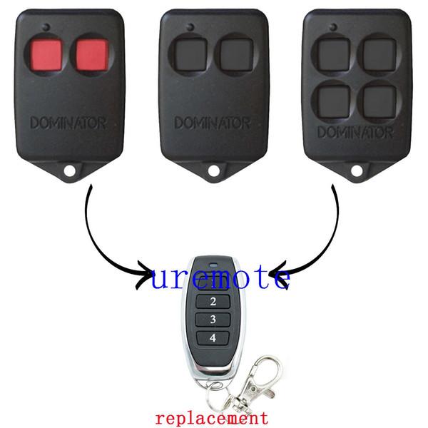 Dominator TXH4 ADS22 ADS4 Kapısı / Garaj Kapısı açacağı Sabit kod 315 mhz