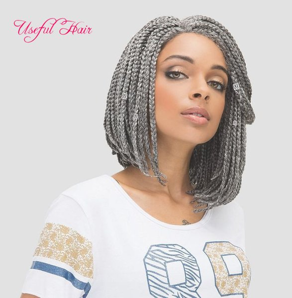 3s Box Braids Wig Hair Blonde Wigs 6 18inch Bob Wigs For Black Women Synthetic Lace Front Wigs Short Lace Front Wig Cheap Braids Lace Front Wigs Uk