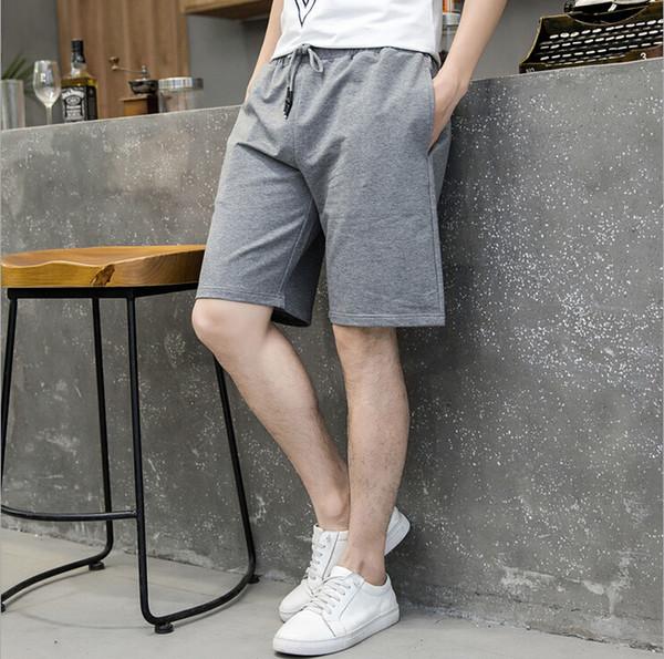top popular men shorts good quality cotton pants 2019