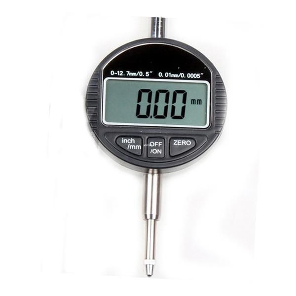 top popular Freeshipping digital indicator digital dial indicator electronic indicator range 0-12.7mm   0.01 Display LCD Instructions in English manual 2021