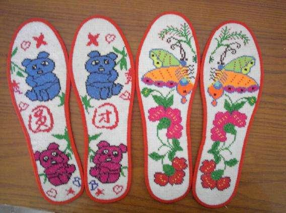 best selling fashion new Insoles, national fashion Insoles new hand-make Insoles
