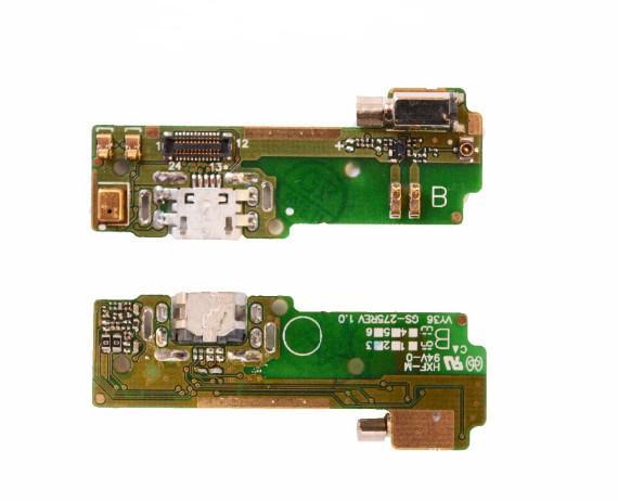 10pcs/Lot Original USB Dock Connector Charging Port Flex Cable For Sony Xperia XA USB Charger Plug Flex Cable Parts