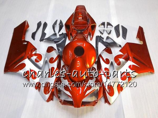No. 8 Orange