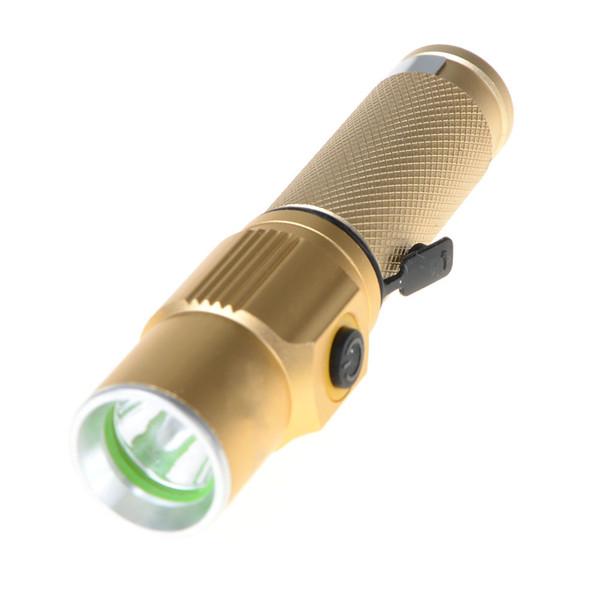 Cree XML T6 3 modalità 14500 2000 lumen Torcia lampada torcia ricaricabile F00227 SPDH