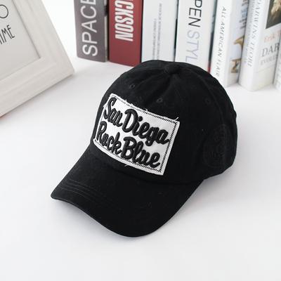 Gorra de béisbol bordada de moda de la venta caliente de la tela de la gorra de béisbol del paño de los pares Snapbacks ajustables del ocio