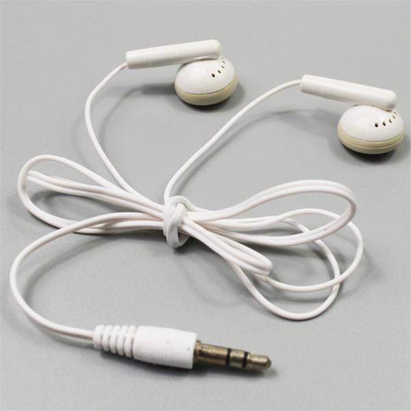 Preço barato Novo 3.5mm Jack Com Fio Estéreo Fone De Ouvido Fone De Ouvido Fone De Ouvido para MP3 Player Computador PC