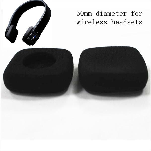 4pcs 50mm foam ear pad earpads headset ear cushions sponge pads cover 5cm for Jaybird wireless headphones