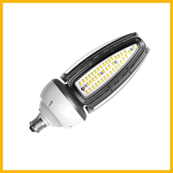 2017 LED lumière de maïs E26 E27 E39 E40 AC85-265V 30W 40W 50W LED ampoule 360degree Led éclairage ampoule de maïs pour réverbère