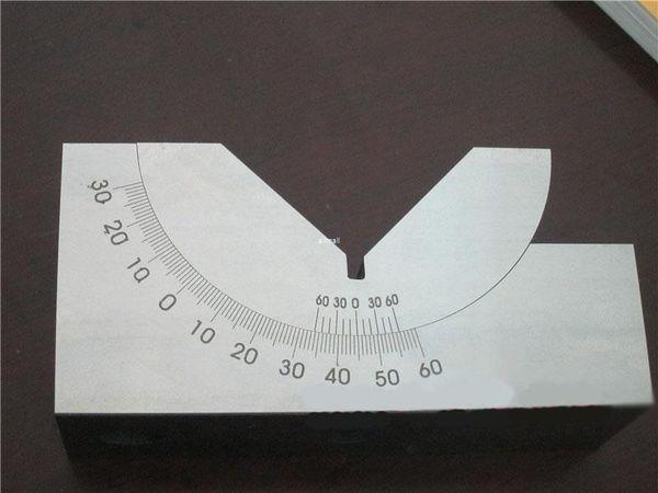 top popular Freeshipping Adjustable Angle Gauge Milling Machine Adjustable Angle Block Grinding Machine Gauge Pad Grinder Accessories Angle Plate 2021