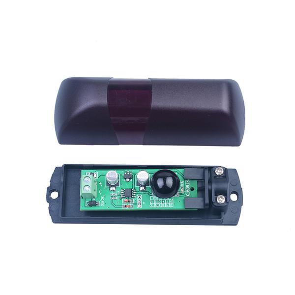 ¡Envío libre de DHL al por mayor !!! (30sets) fotocélula infrarroja del abrelatas de la puerta 1beam 12-24v AC / DC
