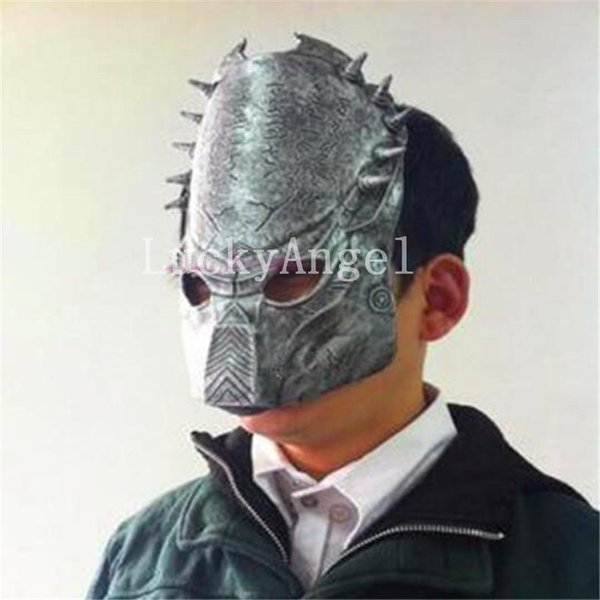 Hot Sale Latex Terrorist Predator Masks Halloween Cospaly Party Plastics Alien vs Predator Warrior Masked Costume Mask Horror Anonymous Mask