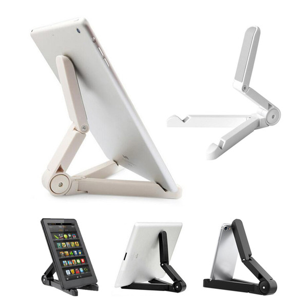 2019 Universal Portable Adjustable Fold Up Stand Holder For IPad Mini Pro  Samsung Galaxy Tab LG Tablet PC Kindle Fire Asus Retailpackage Soundmae  From