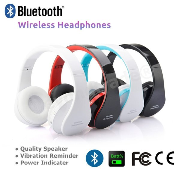 Wireless Headphone Auriculares Bluetooth Earphone Earbuds Stereo Foldable Bluetooth Headset Casque Audio For Iphone 6s 7 plus Samsung s6 s7