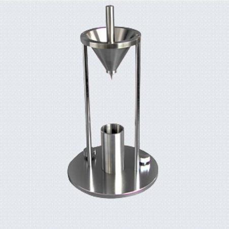 Natural Stacking Density Meter , Bulk Density Tester for Chemical Powder Excellent Quality Fast Delivery