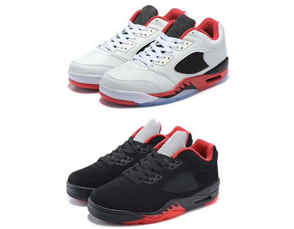 competitive price e523a 58219 Basketball Shoes Air Retro 5 Low Sneakers Fire Red Neymar White Silver  China Alternate 90 5s Low Top Sports Shoes High Quality Version Barkley  Shoes ...