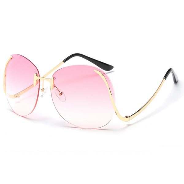 C5 Oro Gradiente rosa